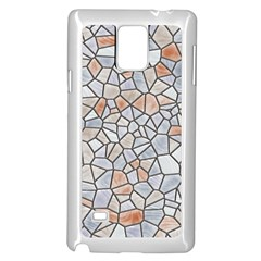 Mosaic Linda 6 Samsung Galaxy Note 4 Case (white)