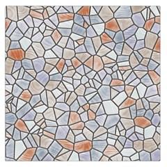 Mosaic Linda 6 Large Satin Scarf (square)