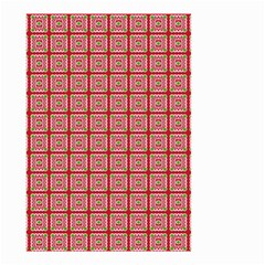 Christmas Paper Wrapping Paper Small Garden Flag (two Sides)