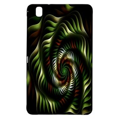 Fractal Christmas Colors Christmas Samsung Galaxy Tab Pro 8 4 Hardshell Case