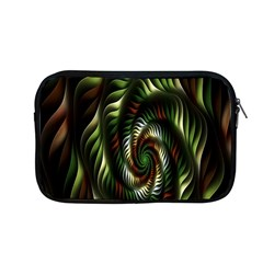 Fractal Christmas Colors Christmas Apple Macbook Pro 13  Zipper Case