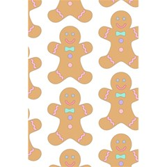 Pattern Christmas Biscuits Pastries 5 5  X 8 5  Notebooks