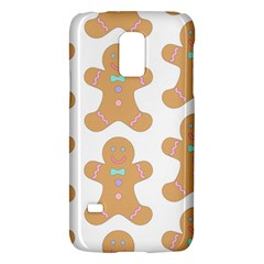Pattern Christmas Biscuits Pastries Galaxy S5 Mini