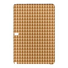 Pattern Gingerbread Brown Samsung Galaxy Tab Pro 10 1 Hardshell Case