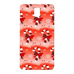 Seamless Repeat Repeating Pattern Samsung Galaxy Note 3 N9005 Hardshell Back Case