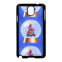 Seamless Repeat Repeating Pattern Art Samsung Galaxy Note 3 Neo Hardshell Case (black)