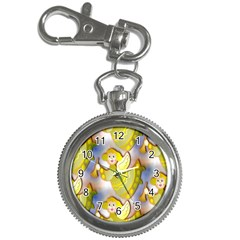 Seamless Repeat Repeating Pattern Key Chain Watches