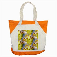 Seamless Repeat Repeating Pattern Accent Tote Bag