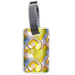 Seamless Repeat Repeating Pattern Luggage Tags (two Sides)