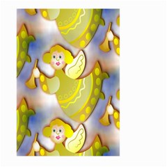 Seamless Repeat Repeating Pattern Large Garden Flag (two Sides)