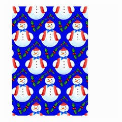Seamless Repeat Repeating Pattern Small Garden Flag (two Sides)