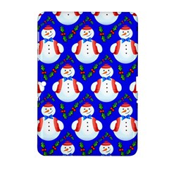 Seamless Repeat Repeating Pattern Samsung Galaxy Tab 2 (10 1 ) P5100 Hardshell Case