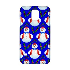 Seamless Repeat Repeating Pattern Samsung Galaxy S5 Hardshell Case