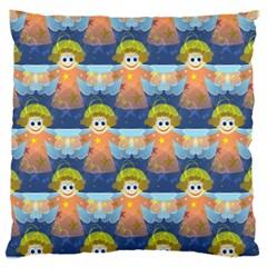 Seamless Repeat Repeating Pattern Standard Flano Cushion Case (two Sides)