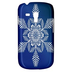 Snow Flake Crystal Snow Winter Ice Galaxy S3 Mini