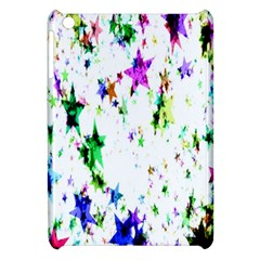 Star Abstract Advent Christmas Apple Ipad Mini Hardshell Case