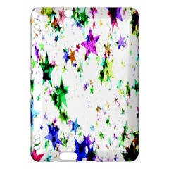 Star Abstract Advent Christmas Kindle Fire Hdx Hardshell Case