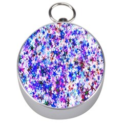 Star Abstract Advent Christmas Silver Compasses
