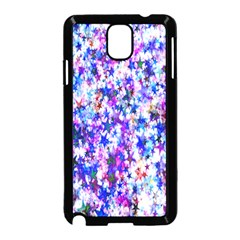 Star Abstract Advent Christmas Samsung Galaxy Note 3 Neo Hardshell Case (black)
