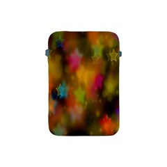 Star Background Texture Pattern Apple Ipad Mini Protective Soft Cases