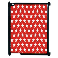 Star Christmas Advent Structure Apple Ipad 2 Case (black)