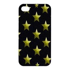 Stars Backgrounds Patterns Shapes Apple Iphone 4/4s Hardshell Case