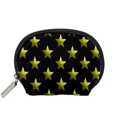Stars Backgrounds Patterns Shapes Accessory Pouches (small)