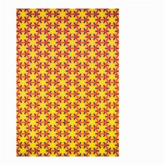 Texture Background Pattern Small Garden Flag (two Sides)