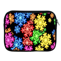Wallpaper Background Abstract Apple Ipad 2/3/4 Zipper Cases