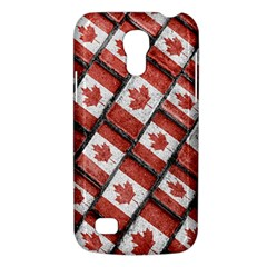 Canadian Flag Motif Pattern Galaxy S4 Mini
