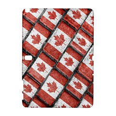 Canadian Flag Motif Pattern Galaxy Note 1