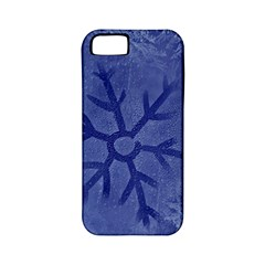 Winter Hardest Frost Cold Apple Iphone 5 Classic Hardshell Case (pc+silicone)