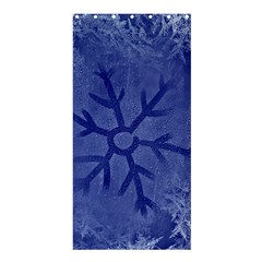 Winter Hardest Frost Cold Shower Curtain 36  X 72  (stall)