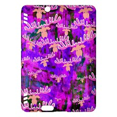 Watercolour Paint Dripping Ink Kindle Fire Hdx Hardshell Case