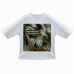 Ribbons Black Yellow Infant/toddler T Shirts