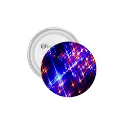 Star Light Space Planet Rainbow Sky Blue Red Purple 1 75  Buttons