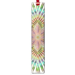 Star Flower Glass Sexy Chromatic Symmetric Large Book Marks