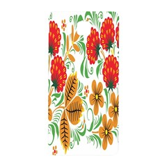 Flower Floral Red Yellow Leaf Green Sexy Summer Samsung Galaxy Alpha Hardshell Back Case