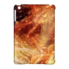 Abstract Shiny Night Lights 22 Apple Ipad Mini Hardshell Case (compatible With Smart Cover)