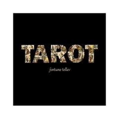 Tarot Fortune Teller Acrylic Tangram Puzzle (6  X 6 )