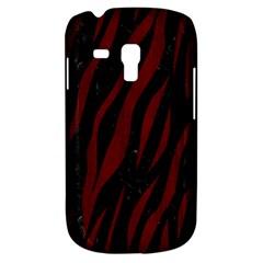 Skin3 Black Marble & Reddish Brown Wood (r) Galaxy S3 Mini