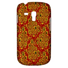 Flower Rose Red Yellow Sexy Galaxy S3 Mini