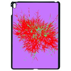 Spot Paint Red Green Purple Sexy Apple Ipad Pro 9 7   Black Seamless Case