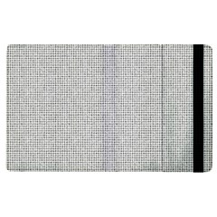 Line Black White Camuflage Polka Dots Apple Ipad Pro 9 7   Flip Case