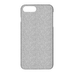 Line Black White Camuflage Polka Dots Apple Iphone 7 Plus Hardshell Case