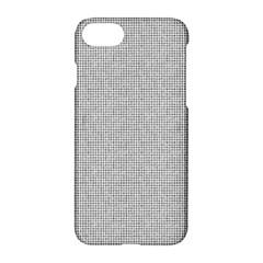 Line Black White Camuflage Polka Dots Apple Iphone 7 Hardshell Case