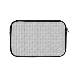 Line Black White Camuflage Polka Dots Apple Macbook Pro 13  Zipper Case
