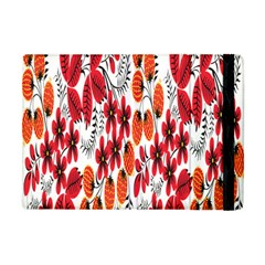 Rose Flower Red Orange Apple Ipad Mini Flip Case