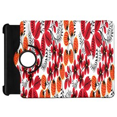 Rose Flower Red Orange Kindle Fire Hd 7