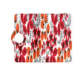 Rose Flower Red Orange Kindle Fire Hdx 8 9  Flip 360 Case